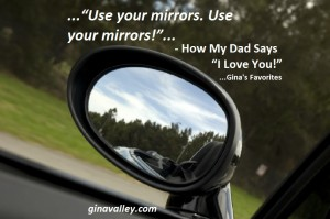 """Humor Funny Humorous Family Life Love Laugh Laughter Parenting Mom Moms Dad Dads Parenting Child Kid Kids Children Son Sons Daughter Daughters Brother Brothers Sister Sisters Grandparent Grandma Grandpa Grandparents Grandfather Grandmother Parenting Gina Valley How My Dad Says """"I Love You!""""...Gina's Favorites"""
