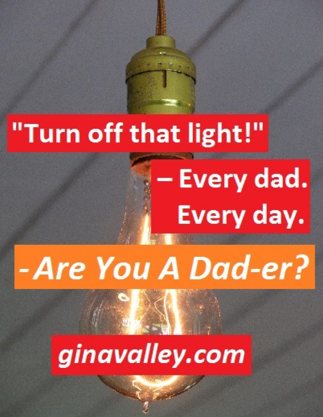Are You A Dad-er?