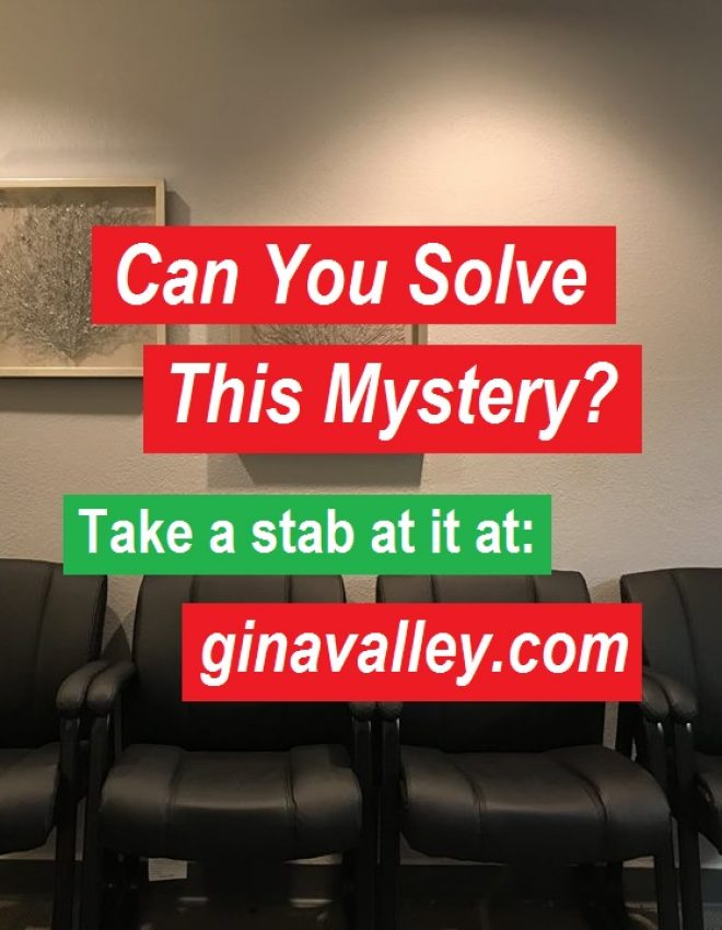 Can You Solve This Mystery?